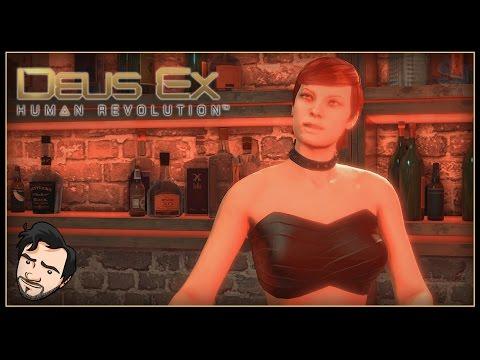 Deus EX Mankind Divided - #8 - AQUELE BAIRRO... +18 ( ͡° ͜ʖ ͡°)   [Dublado PT-BR]