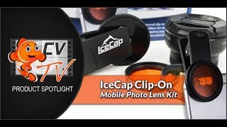 IceCap Clip On Mobile Lens Kit