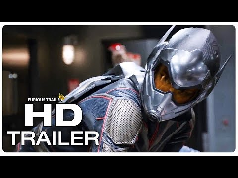 Play ANT MAN AND THE WASP Funny Scenes Trailer (NEW 2018) Ant Man 2 Superhero Movie HD