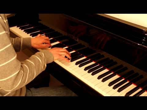 "Passenger - ""Let Her Go"" played on piano"
