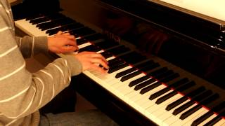 "Passenger - ""Let Her Go"" played on piano Mp3"