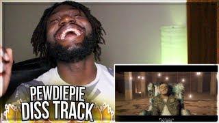 (Pewdiepie & 9 Year Olds) VS (T-Series & India) - Bye Pewdiepie   Carryminati   REACTION 🔥