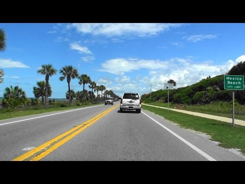 FLORIDA PANHANDLE, ROUTE 98, FLORIDA, USA