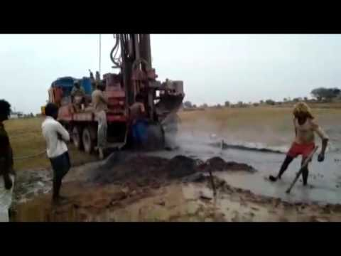 Bore Well Drilling in Hard Rock Area Rayalaseema on  Geologi