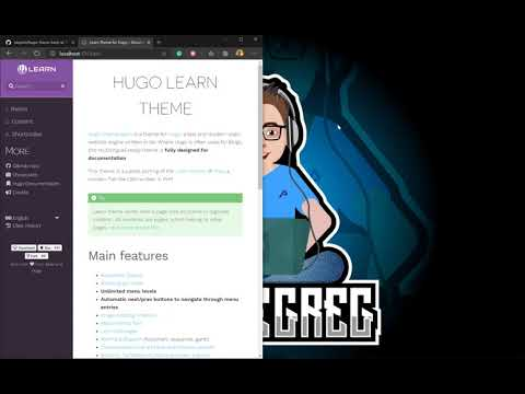 Learn About Hugo The Free Static Web Generator