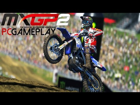MXGP2 - The Official Motocross Videogame Gameplay (PC HD)