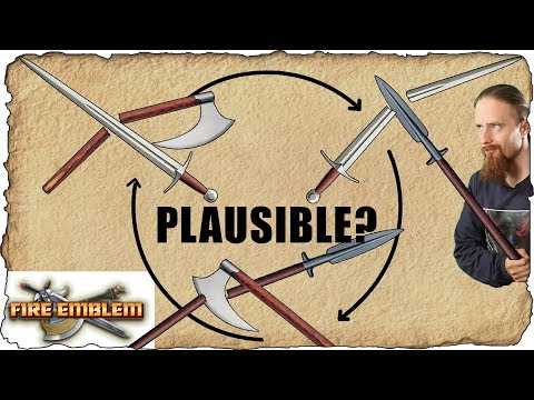 The Weapon Triangle in Fire Emblem - Realistic?