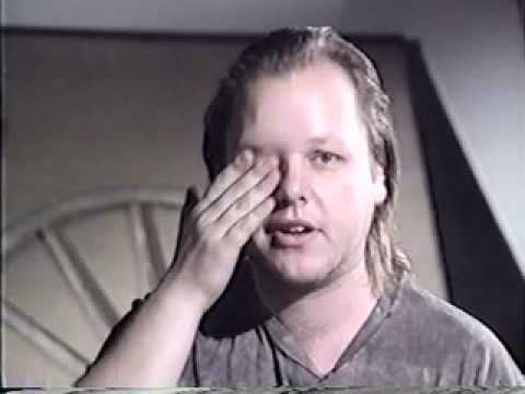 Black Francis of The Pixies interview 1989 Canadian TV