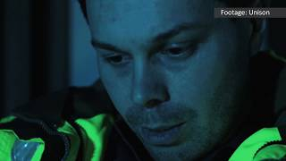 Unison releases film highlighting impact of long hours on East of England Ambulance staff