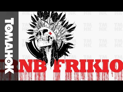 RNB FRIKIO // STIGMA NEOLAIOS, EISVOLEAS, SLOGAN, XINO // TOMAHOK