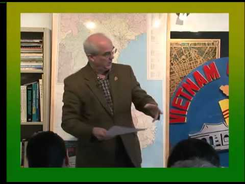 Prof. Stephen Young , A History Of Vietnam Lecture Series Part 2 of 6