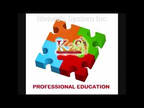 Riviera's System Inc Educacion para todos 1877 700 2763