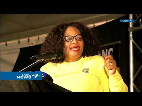 Mokonyane calls for tolerance within members of the ANC