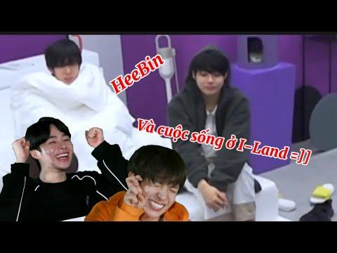 Heesung x Hanbin: Thuyền tự chạy đẩy làm gì =]]