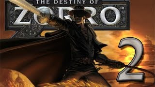 The Destiny of Zorro (Wii) Walkthrough Part 2