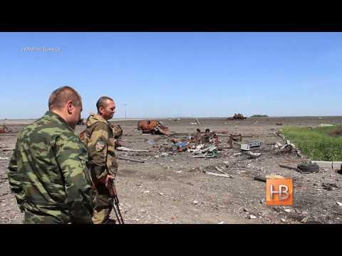 В Донецком аэропорту