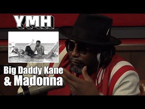 Big Daddy Kane on Madonna Photoshoot