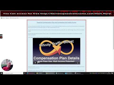 Infinity Traffic Boost 💯 Review- 💯 Email Builder List Building
