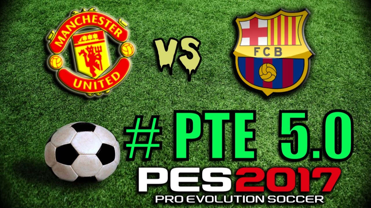 [PES 2017] PTE Patch 5.0 Match (Highlights) | Can PS4 achieve this ??