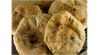 Pita Bread/ Flat Bread/ Arabic Bread ( Whole Wheat)