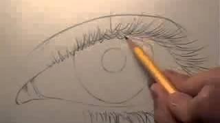 How to Draw Realistic Eyes Photorealistic