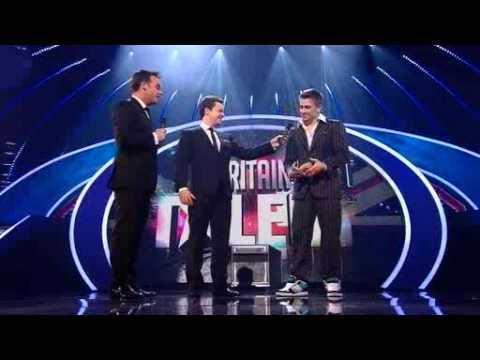 The Final - Tobias Mead - Britains Got Talent 2010  Judges Comments
