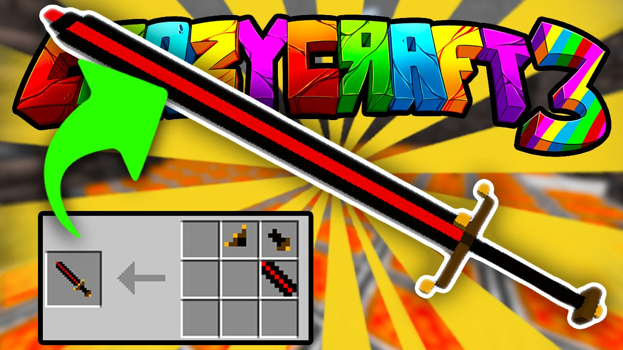 Crazy Craft Minecraft Server