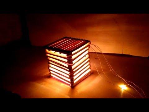 Make Diwali light with ice cream sticks-Ice cream stick diy &craft-Diwali lantern tutorial-Tuber Tip