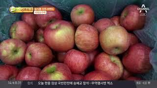 농식품 파워 브랜드 ① 꾸준한 관리로 명품 등극! 전남 장성 사과 thumbnail