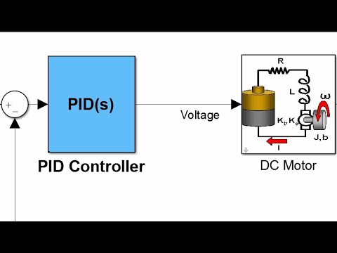 Full Download Pid Motor Control With Simulink Step Response