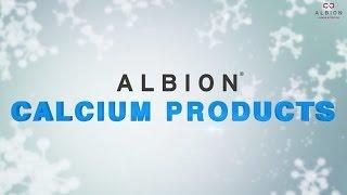 Albion Calcium Products