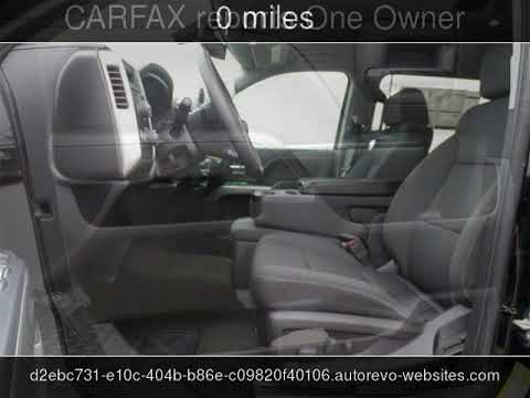 2018 Chevrolet Silverado 1500 LT New Cars - Charlotte,NC - 2019-03-11