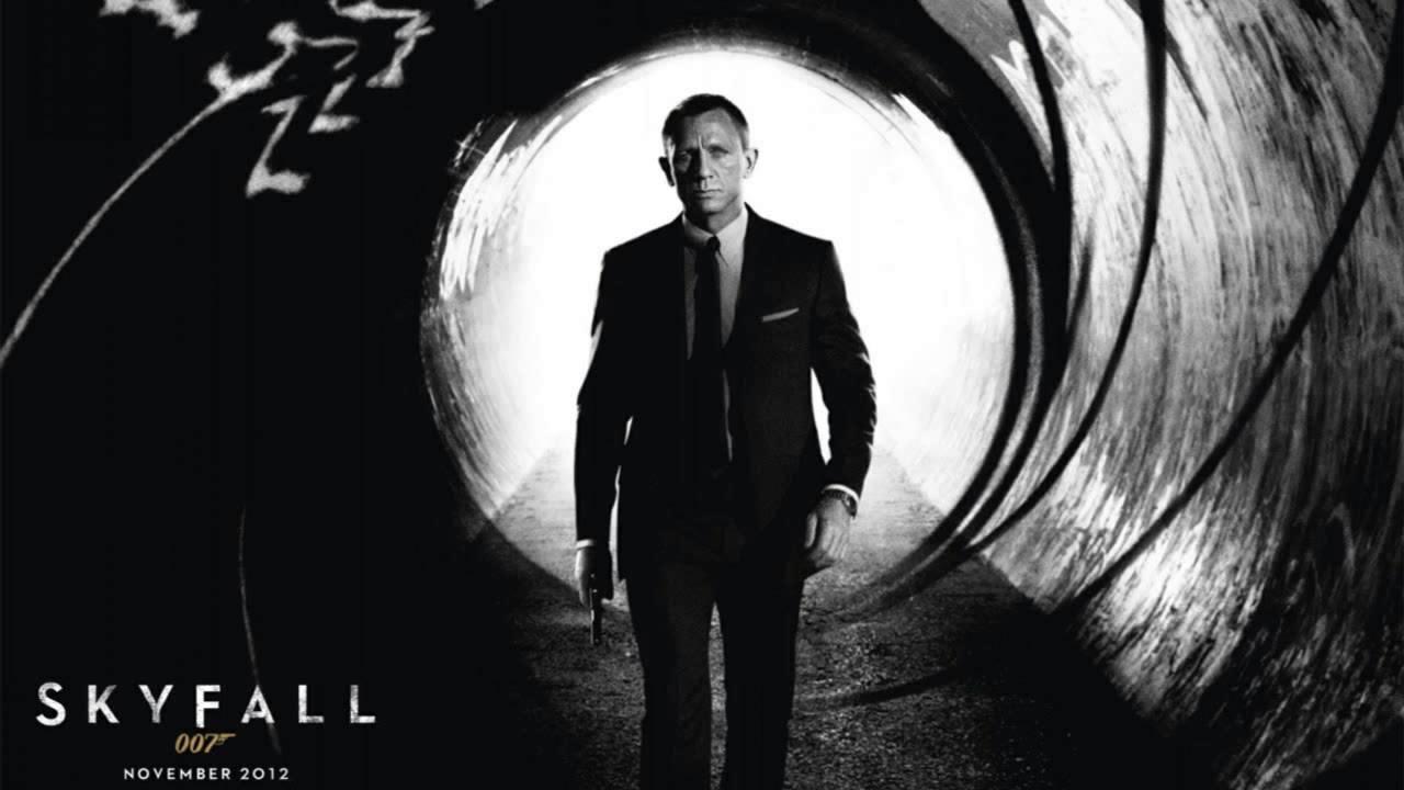 Sky James Bond