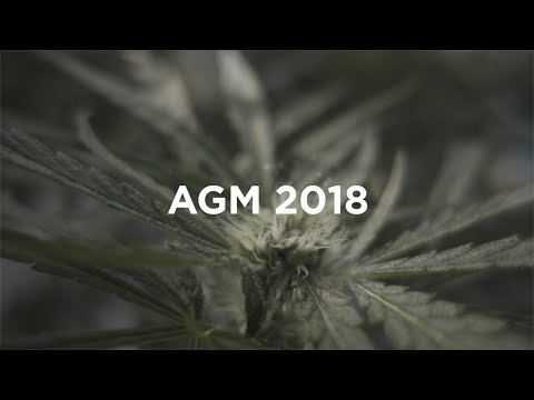 Canopy Growth Corporation AGM 2018