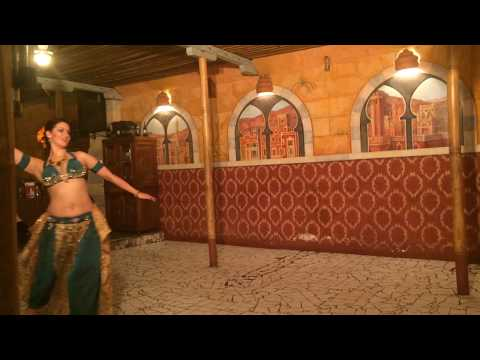 Gyöngyi Stúber vintage oriental belly dance