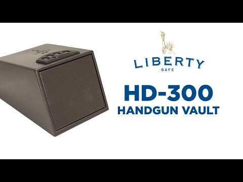 HD-300 - Liberty Safe Handgun Vault