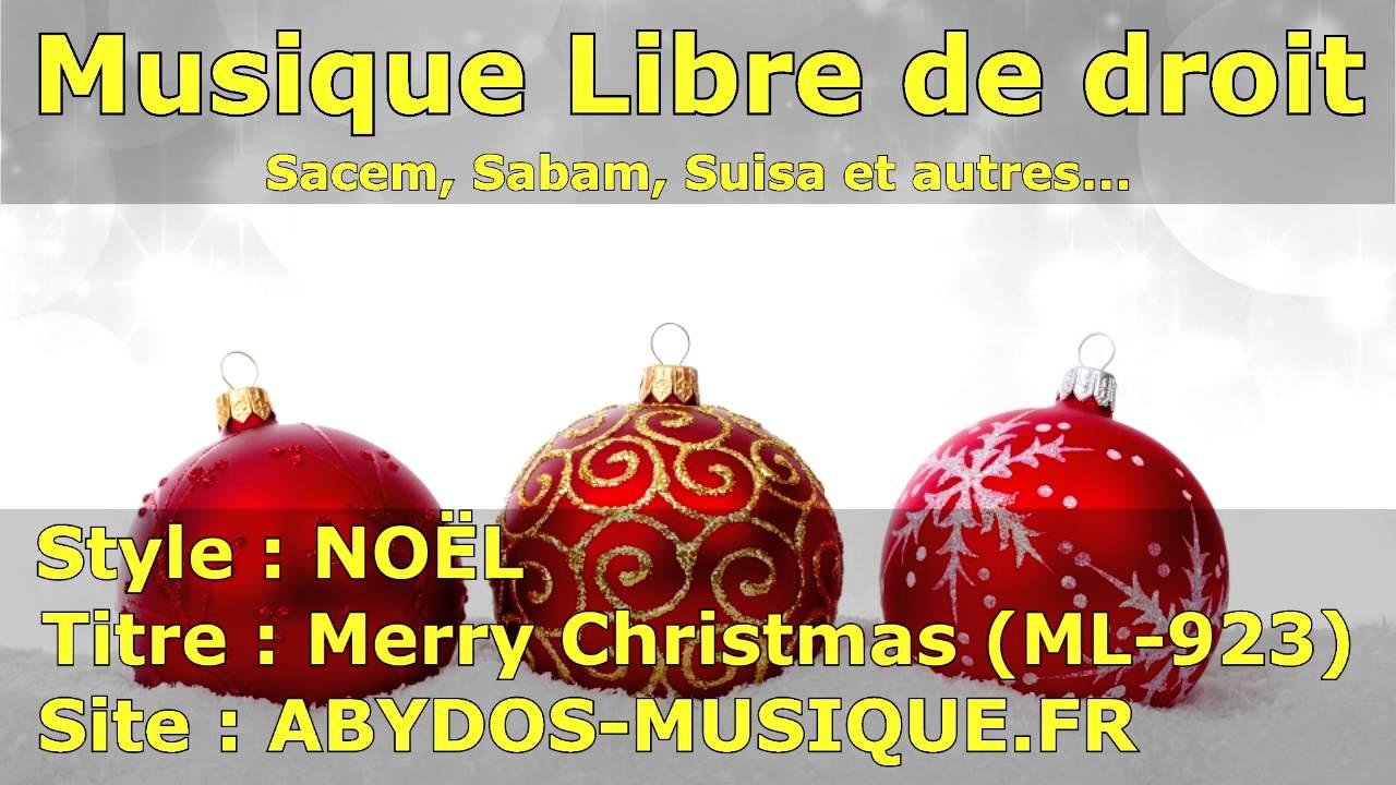 Musique De Noel Libre De Droit Royalty Free Christmas Music   Musique de Noël Libre de Droit
