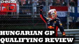 2019 Hungarian Grand Prix Qualifying Review