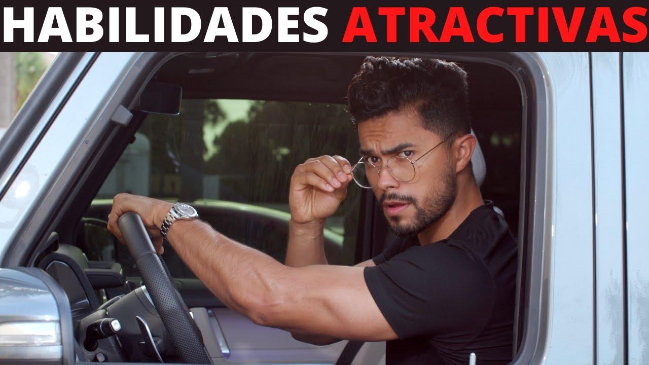 ¡7 HABILIDADES Que Hacen A Los Hombres MÁS Atractivos!