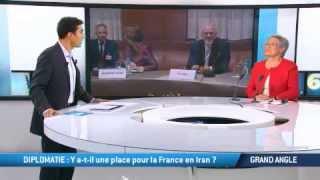 Diplomatie : y a-t-il une place pour la France en Iran ?