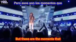 Miley Cyrus - Climb Sub (español-ingles)