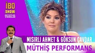 Mısırlı Ahmet & Göksun Çavdar Müthiş Performans
