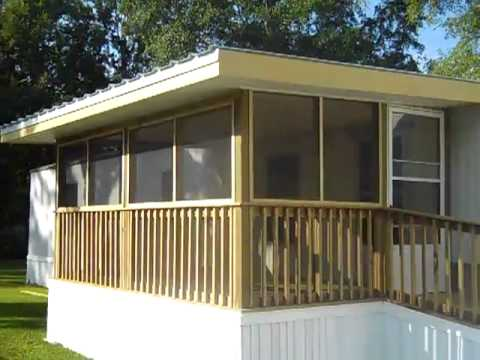 Deck With Screen Porch 601 212 5433 Deck With Ramp