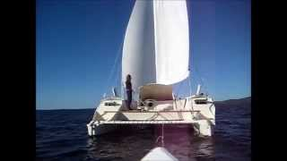 Simpson Sailing Catamaran