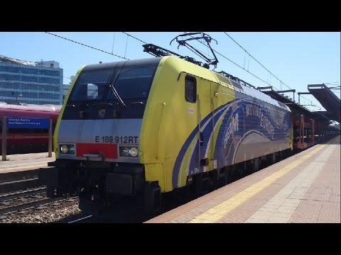 E189 912 RTC sul MRV Arena Pò - Brennero
