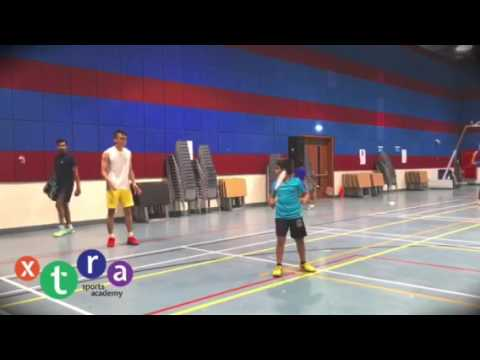 Xtra sports badminton academy UAE