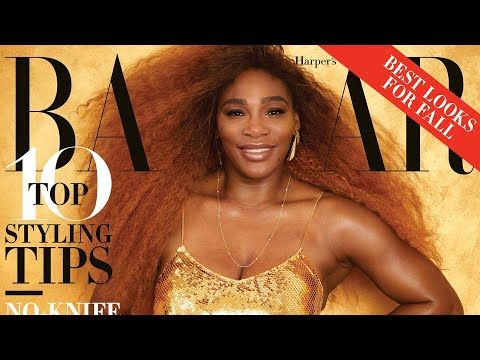 Serena Williams Bares All In Unretouched Photos