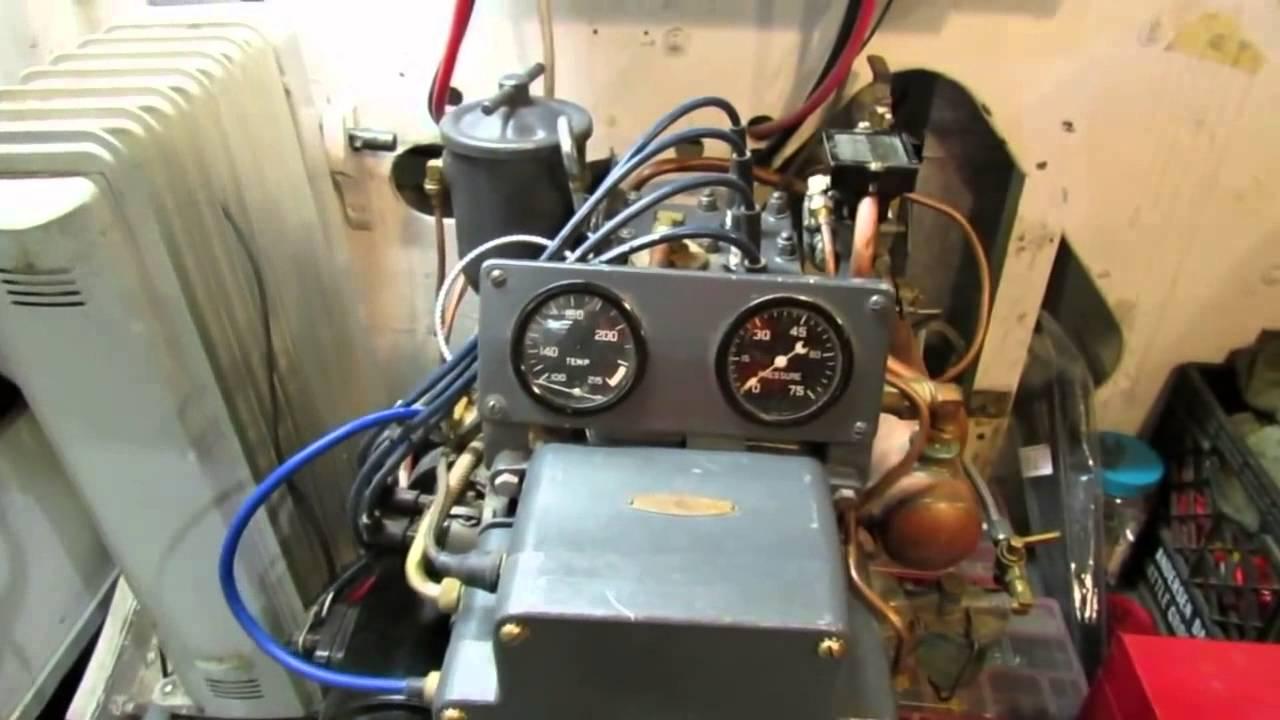 PT Boat Engine Room Walk through Tour of Higgins PT658