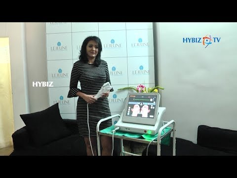 Lejeune Skin clinic & Hair Transplant Centre Hyderabad introduces Ultherapy
