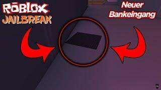 Roblox Jailbreak neuer Bankeingang (ohne Keycard)!!!